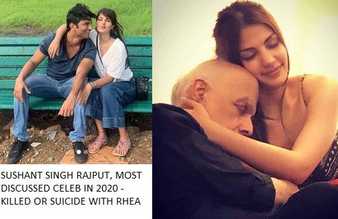 indian celebrities, sushant singh rajput, murder or suicide